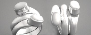 Weiße Ringe