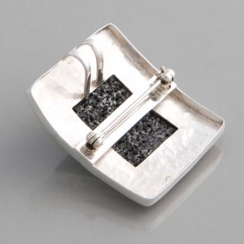 Anhänger 925 Silber Lava