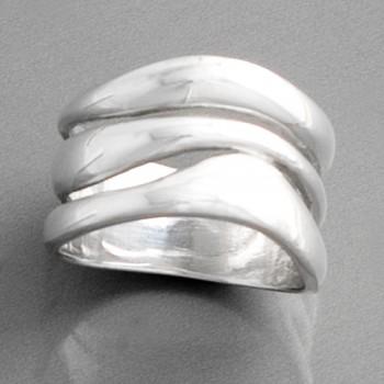 Silberring Arwen, Größe 54