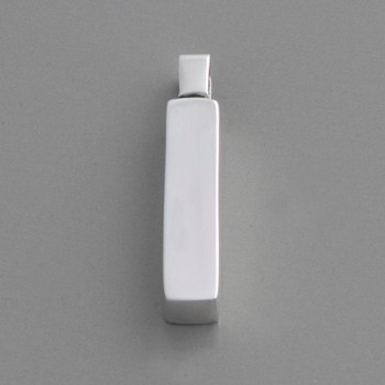 Silberanhänger Stab Sterling-Silber