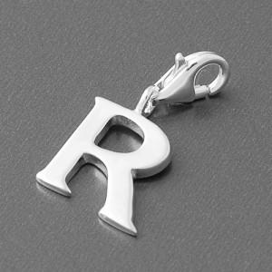 Charm Buchstaben-Anhänger R