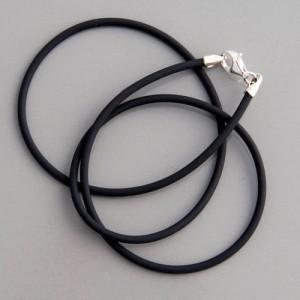 Kautschukband 2 mm, Länge 38 bis 90cm