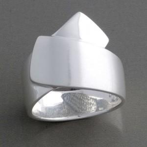 Silberring Sandrine Ringgröße 52 bis 64