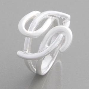 Silberring Lima Ringgröße 52 bis 62