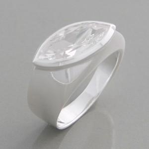 Silberring Marketa Ringgröße 52 bis 62