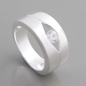 Silberring Danica Ringgröße 52 bis 60