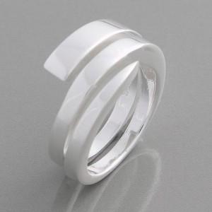 Silberring Koika Ringgröße 52 bis 60