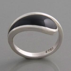 Silberring Blanka Ringgröße 52 bis 60