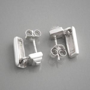 Ohrstecker Silber Bilox