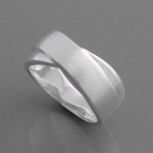 Ring Silber Azumi Ringgröße 60