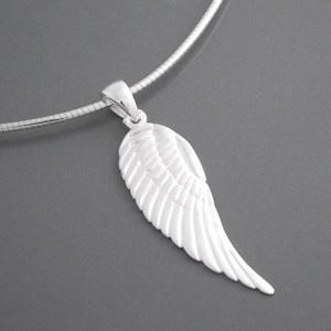 Anhänger Silber Flügel