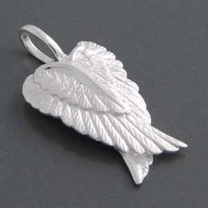 Anhänger Silber Engel Flügel