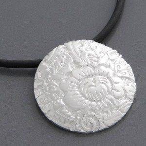 Anhänger Silber Blossom