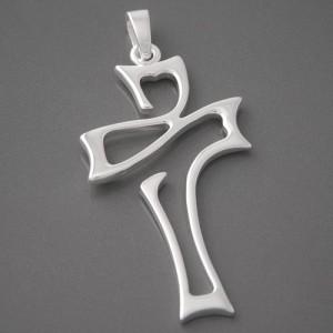 Kreuzanhänger Silber groß Avignon