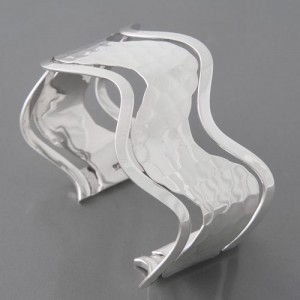 Armreif Silber Venezia