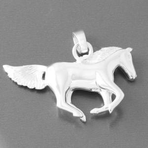 Anhänger Silber Pferd