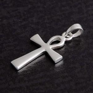 Anch Kreuz 925 Sterling Silber