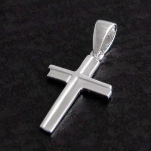 Kreuzanhänger Silber Vicarius