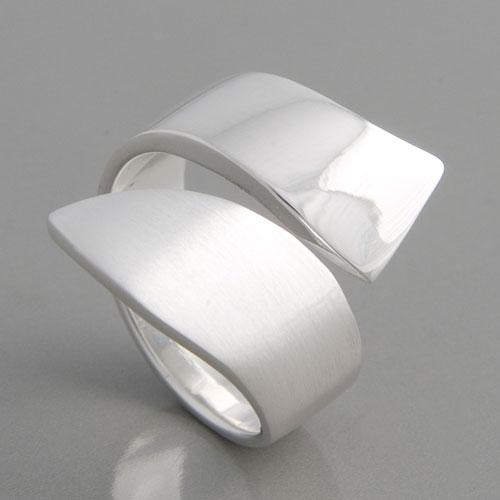 Silberringe  Silberringe aus 925 Sterling Silber. Moderne Silberinge von edelwert.