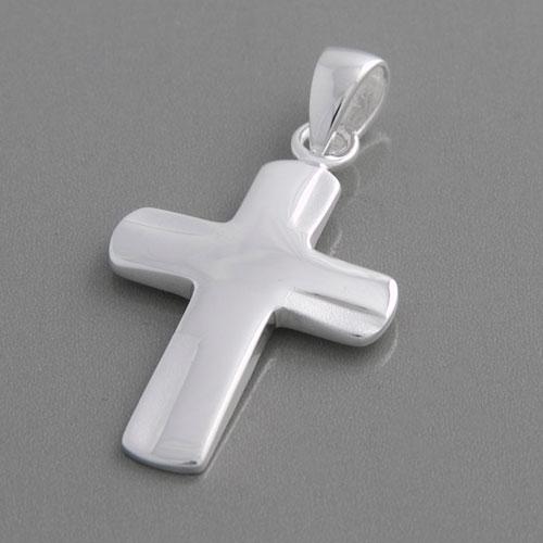Kreuz anhänger silber  Kreuzanhänger 925 Sterling Silber - Kreuze günstig online kaufen