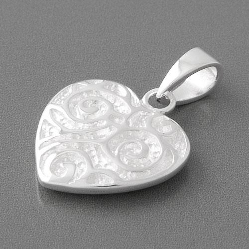 Herzanhänger  Herzanhänger Silber online kaufen