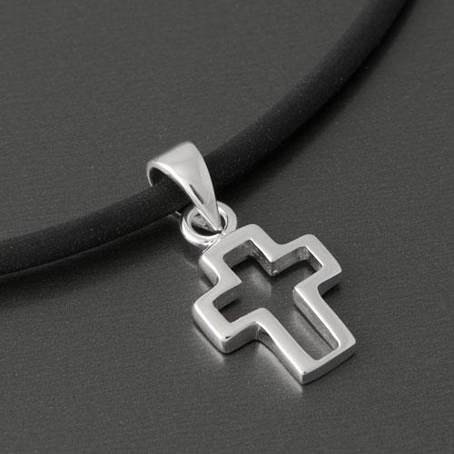 Kreuz anhänger silber  Silber Kreuz Anhänger günstig online kaufen bei edelwert