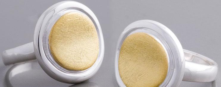Gold-Ringe