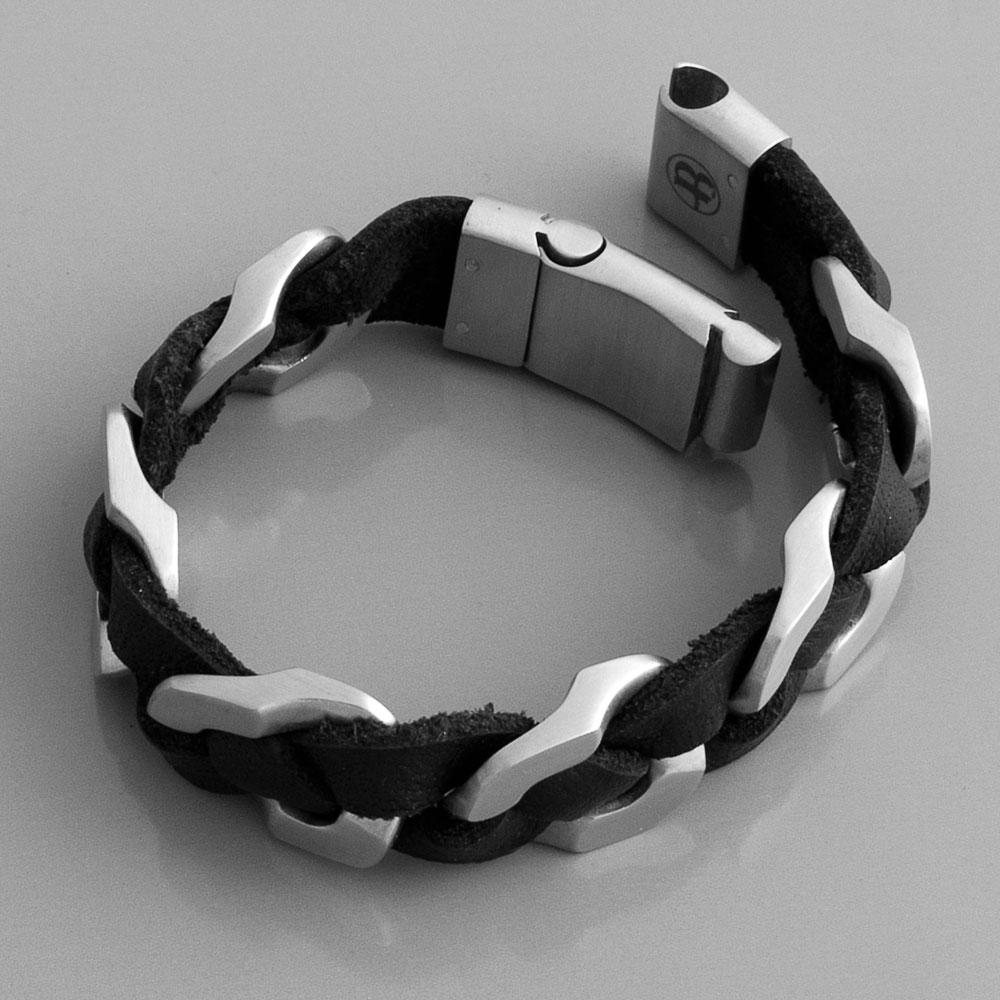 herren armband edelstahl