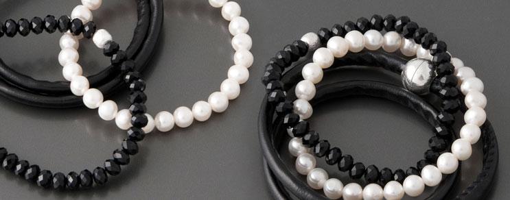 Perlen-Armschmuck