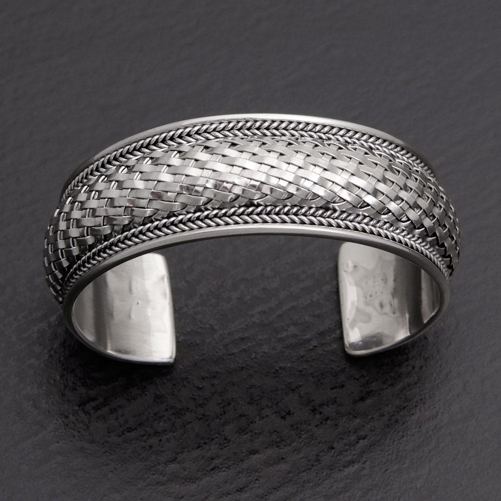 Armreif silber  Armreif Silber aus 925er Sterlingsilber massiv und außergewöhnlich